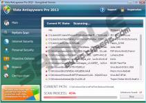 Vista Antispyware Pro 2013