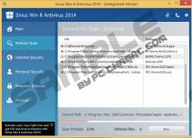 Sirius Win 8 Antivirus 2014