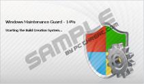 Windows Maintenance Guard