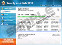 Security essentials 2010